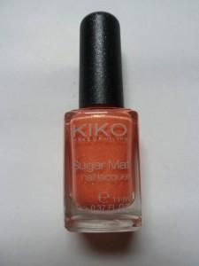 Kiko 639 - Mandarino Dorato (1)