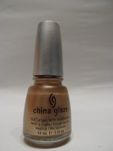 China Glaze - Jingle Bells (1)