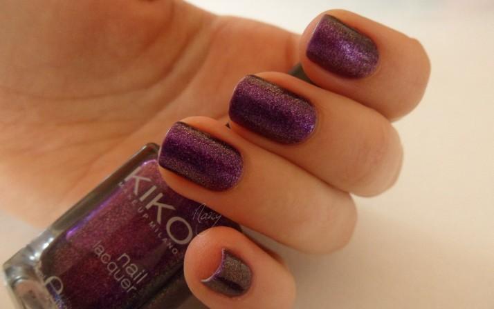 Kiko 278 - Violet Orchid Microglitter (7)
