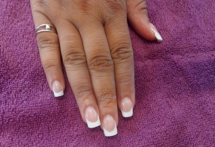 ongle en gel   Les ongles de Nany