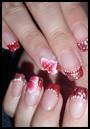 Gel sur ongles naturels - Audrey