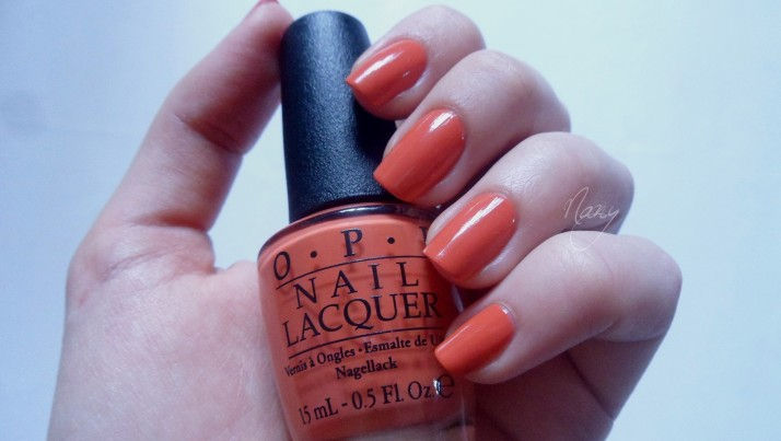 OPI - Call Me Gwen-Ever (3)