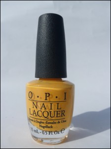 OPI - The IT Color (1)
