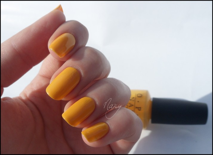 OPI - The IT Color (5)