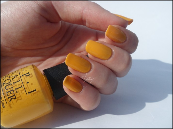 OPI - The IT Color (6)