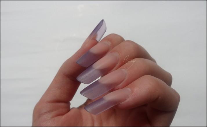 Pipe vitrail violet (2)