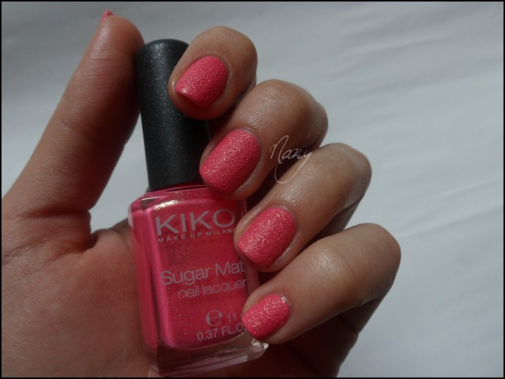 Kiko 641 - Strawberry Pink (10)