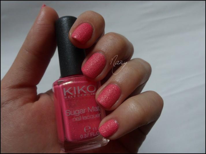 Kiko 641 - Strawberry Pink (10)