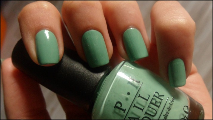 OPI . mermaid's tears (3)