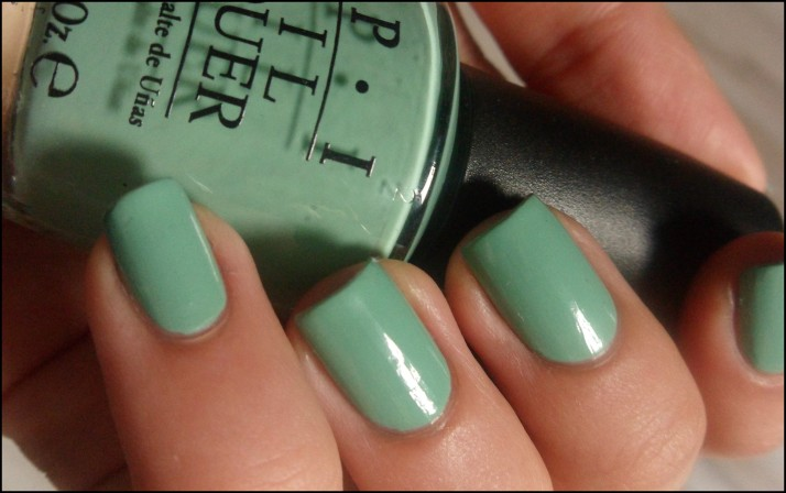 OPI . mermaid's tears (4)