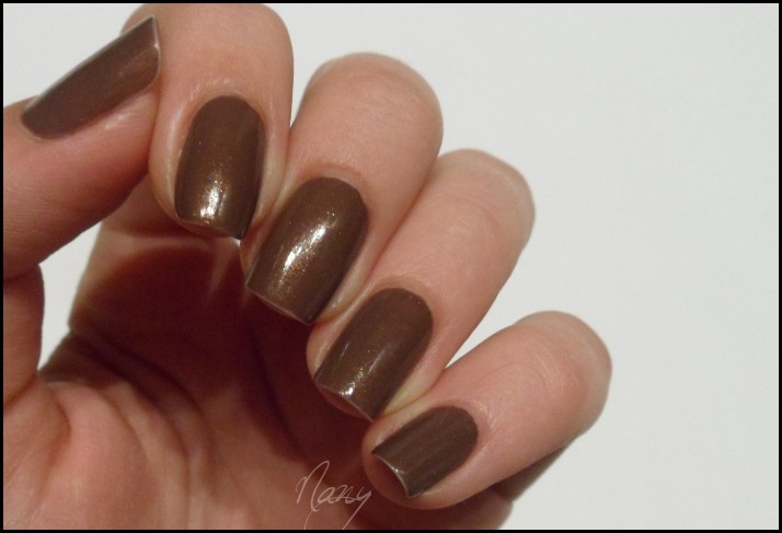 OPI - Wooden Shoe (1)