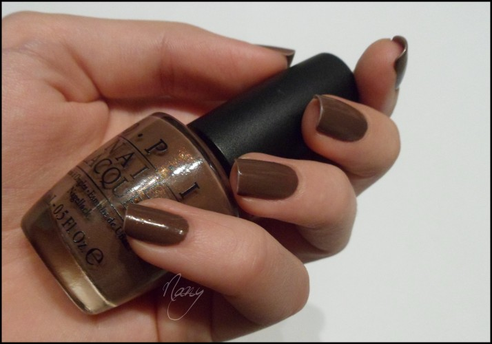 OPI - Wooden Shoe (4)