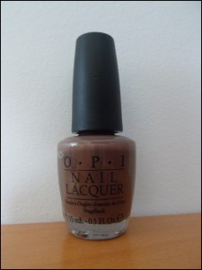 OPI - Wooden Shoe