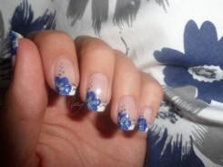 fleurs bleues et grises (2)