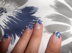 fleurs bleues et grises (3)