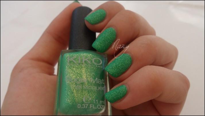 Kiko #643 - Spring Green (1)