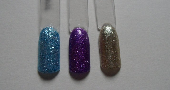 Paillettes Gel