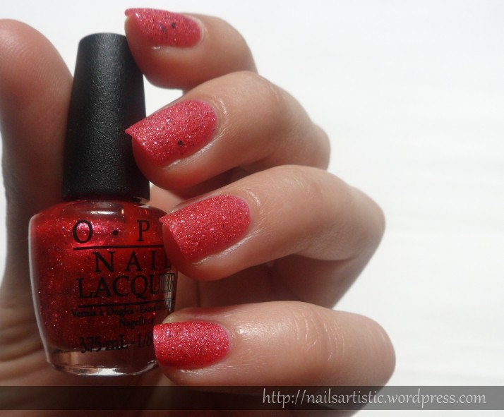 OPI - Mariah Carey - The Impossible (1)