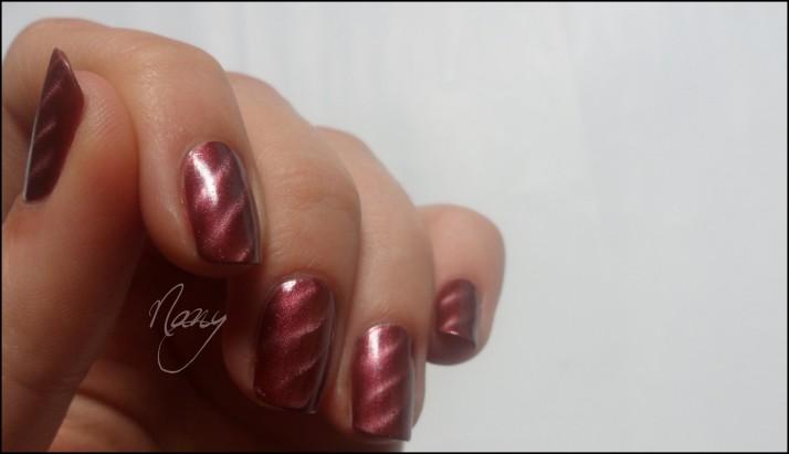 Kiko #702 - Copper Red (1)