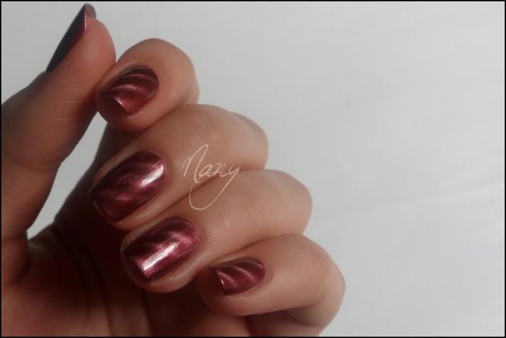 Kiko #702 - Copper Red (16)