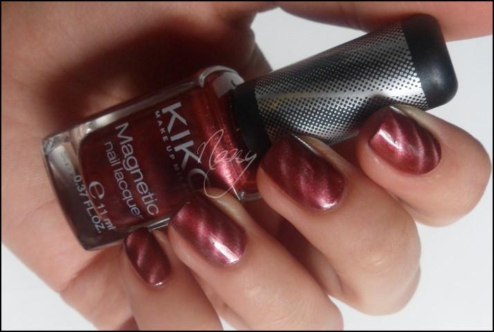 Kiko #702 - Copper Red (2)