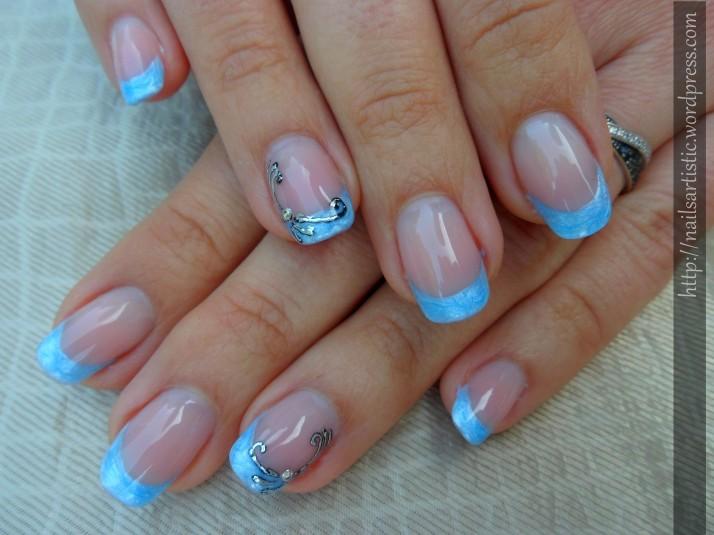Gel néon bleu perlé - juin 2014 (5)