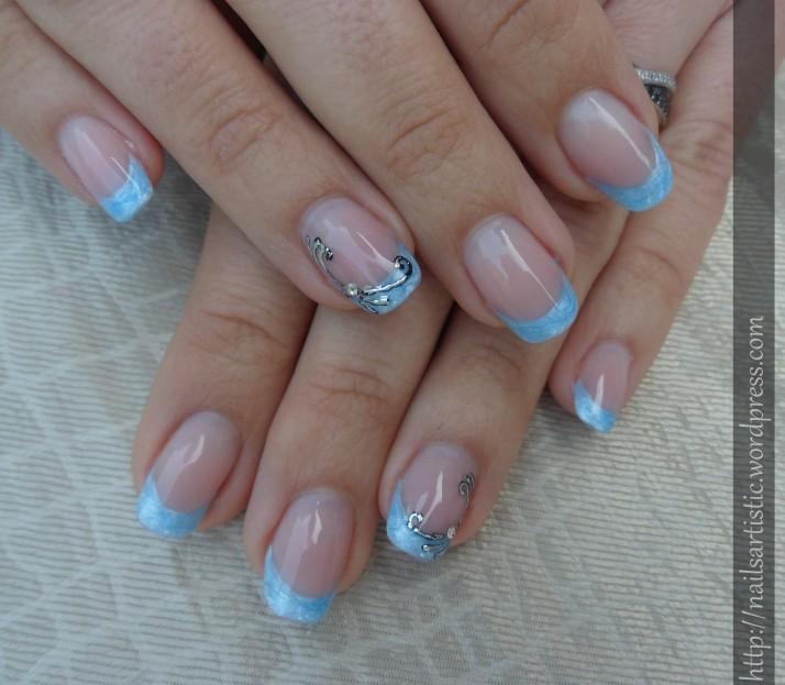 Gel néon bleu perlé - juin 2014 (6)
