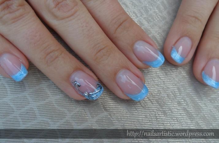 Gel néon bleu perlé - juin 2014 (8)