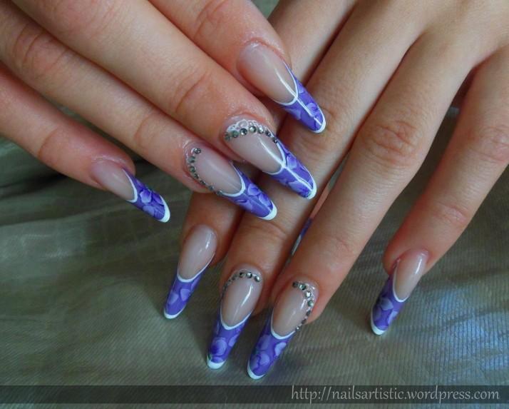Gel Violet Rain (3)