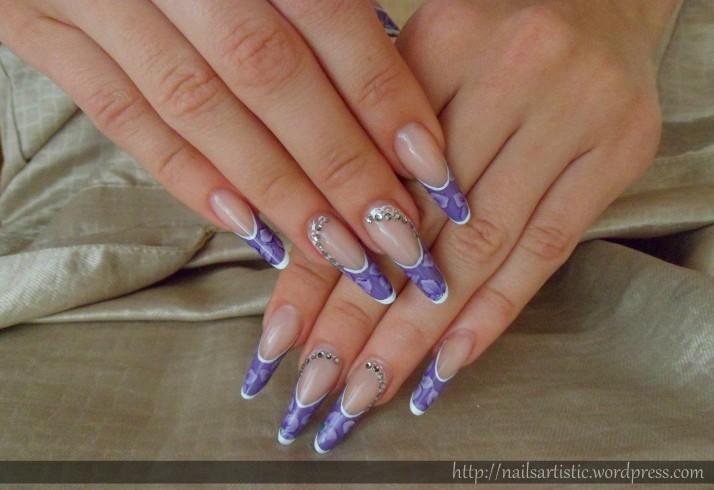 Gel Violet Rain (7)