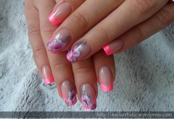 Fleurs néon (3)